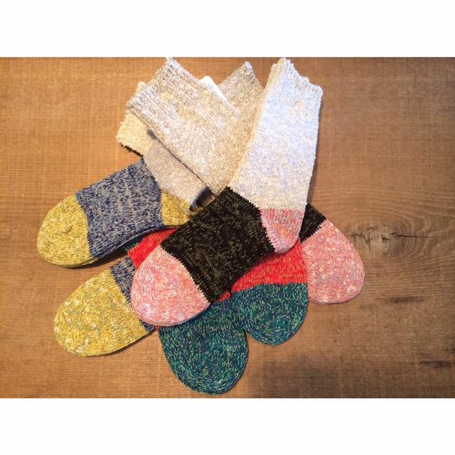 kinari 3tone socks