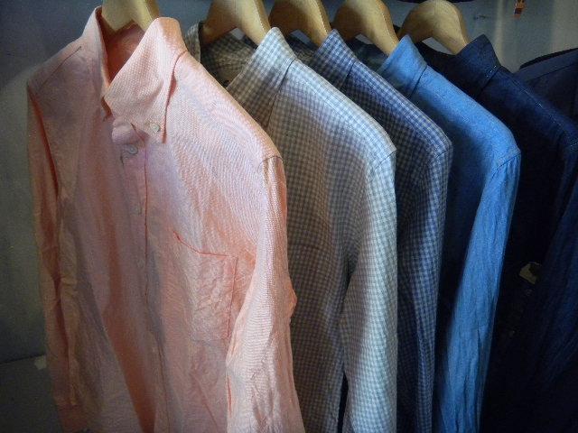 Spinner Bait:B.D shirts