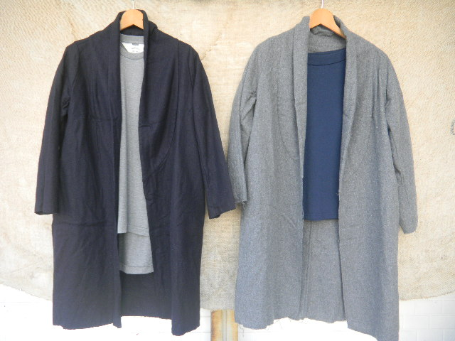 CAERULA:showl cardigan