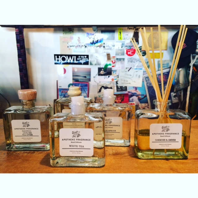 Apotheke Fragrance :Reed Diffuser:Re Stock&New