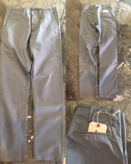 TC TWILL 60/40 sprayer pants:sassafras