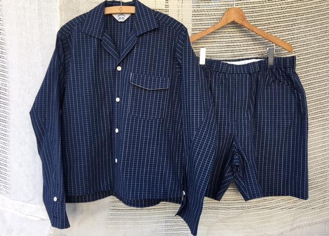 SUNSEA:BRICK CHECK GIGOLO shirts&shorts