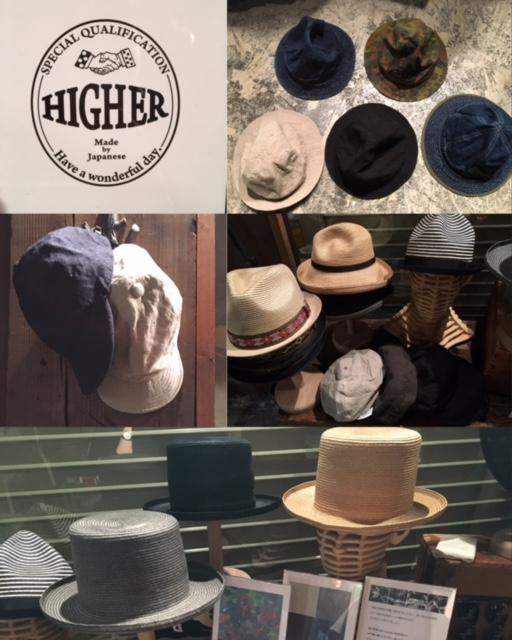 HIGHER: hat.cap popup weeks