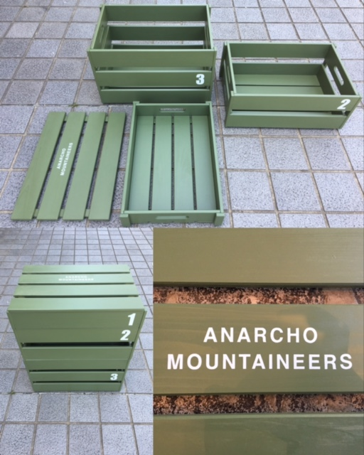 Wood Box Combi2 :mountain research