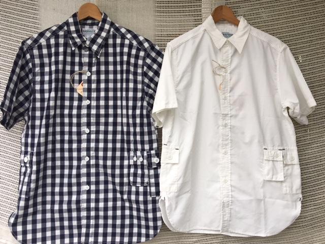 G.D.U.shirts 1/2 :SASSAFRAS