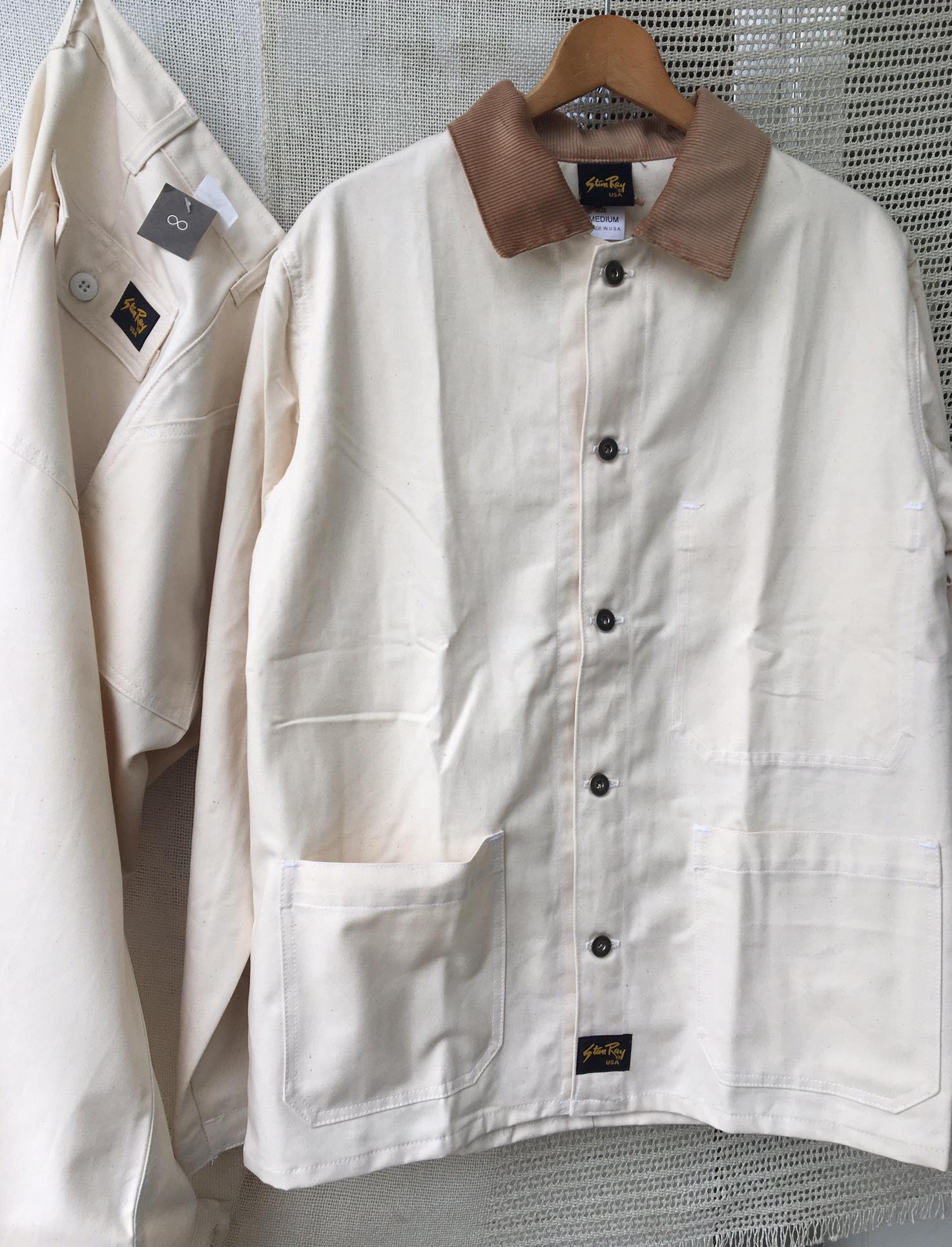 Stanray: U.S.A. archive jacket