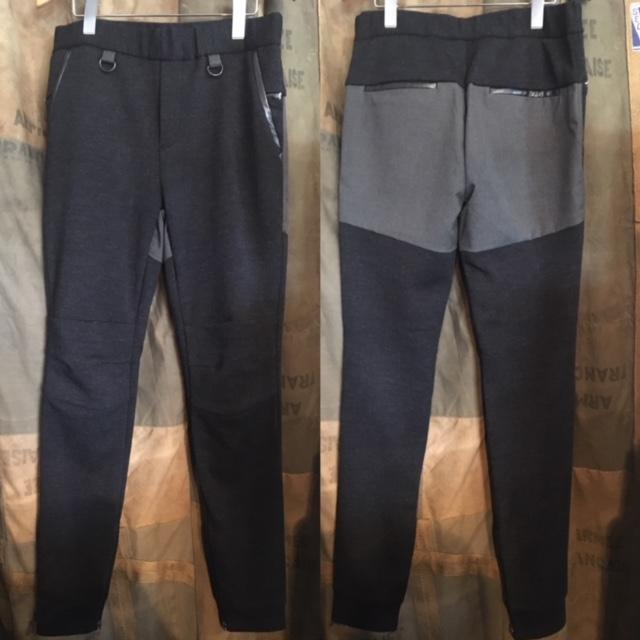 Micro Thermal Flea Market Pants :SUNSEA
