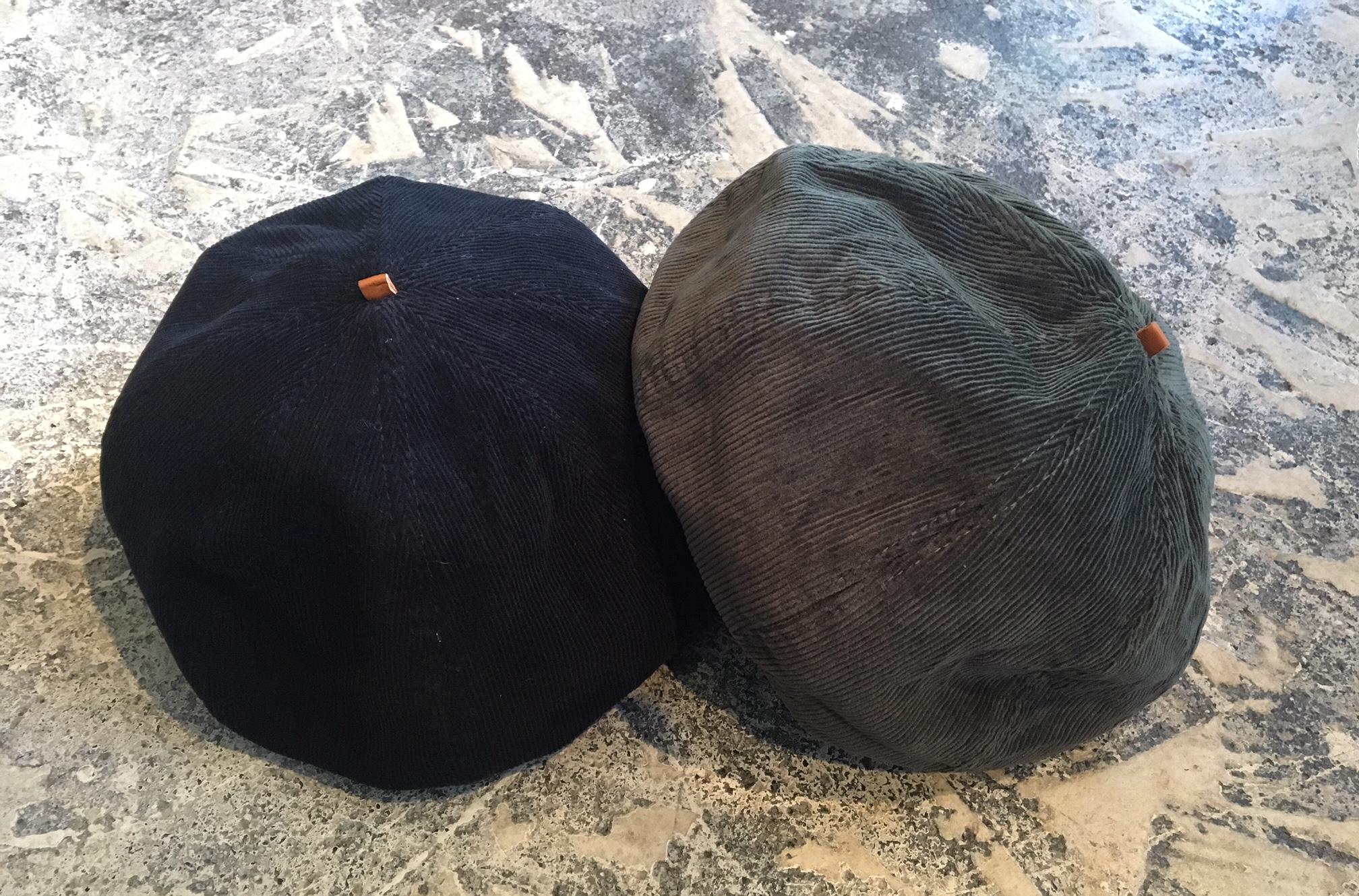 HIGHER: corduroy beret restock
